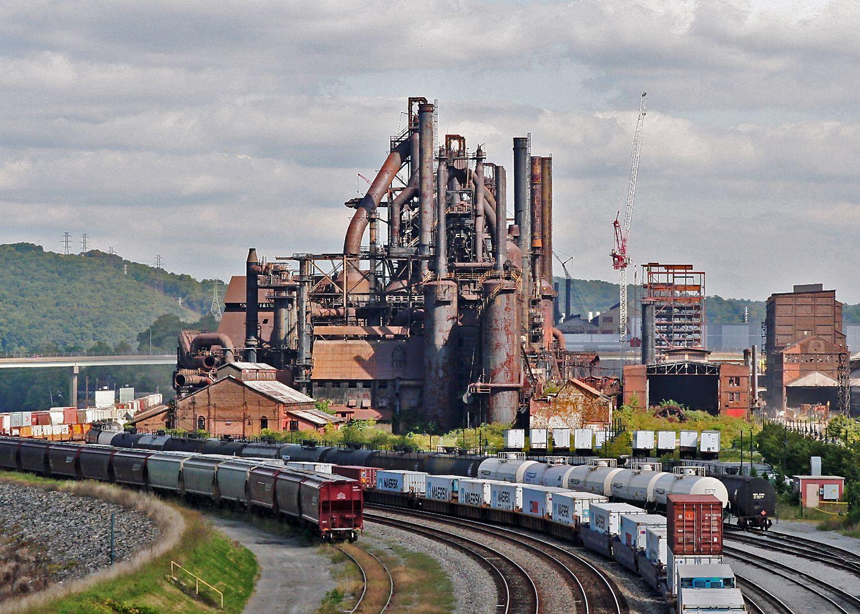 62 best blast furnaces at steelstacks images on pinterest