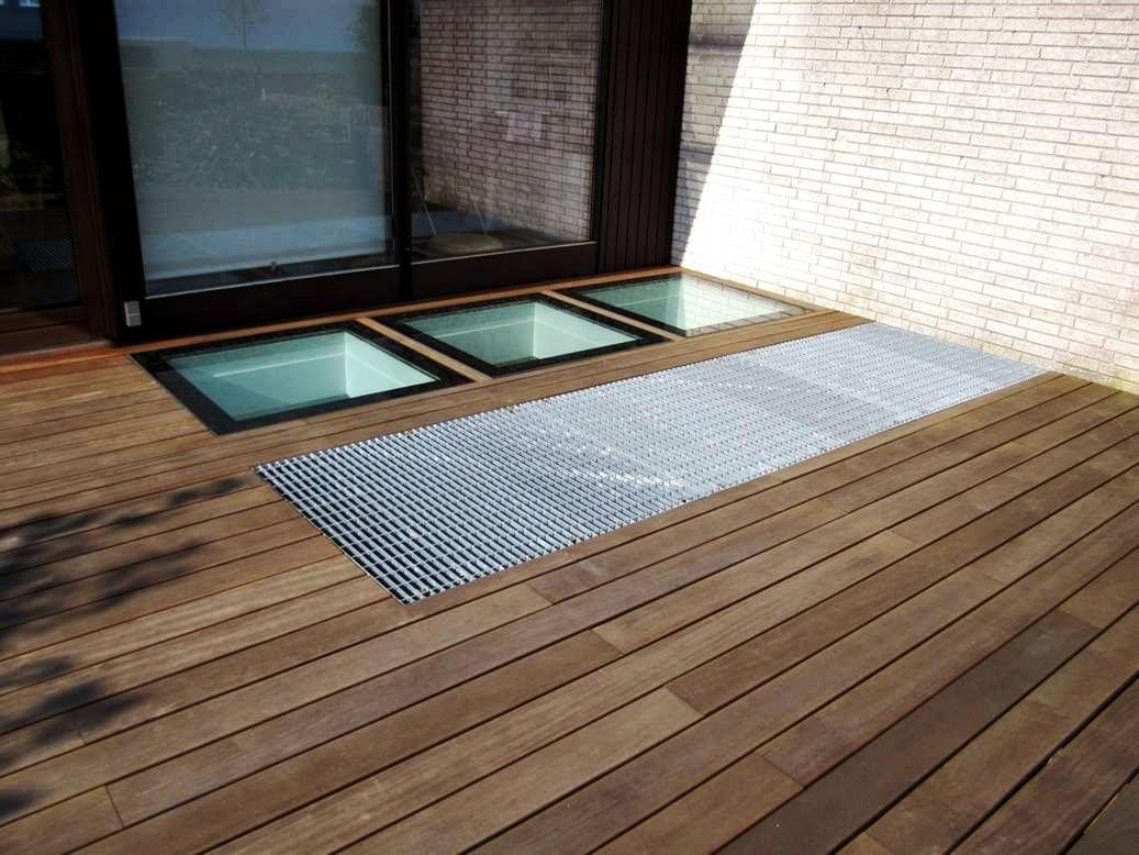 Oberlichter Flachdach flachdachfenster begehbares glas floor begehbar