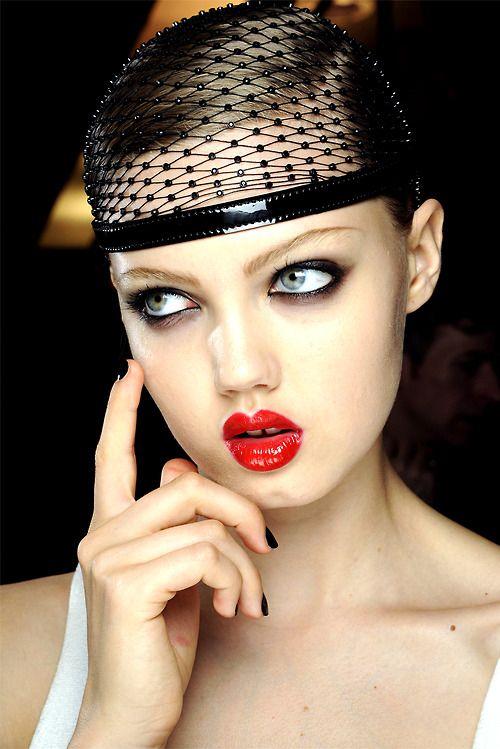 #Backstage #Jean Paul Gaultier Haute Couture - Fall/Winter 2012