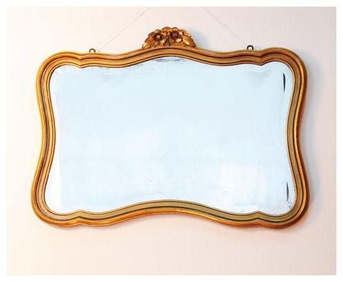 Alquiler de marcos y espejos antiguos shabby chic vintage - Marcos espejos antiguos ...