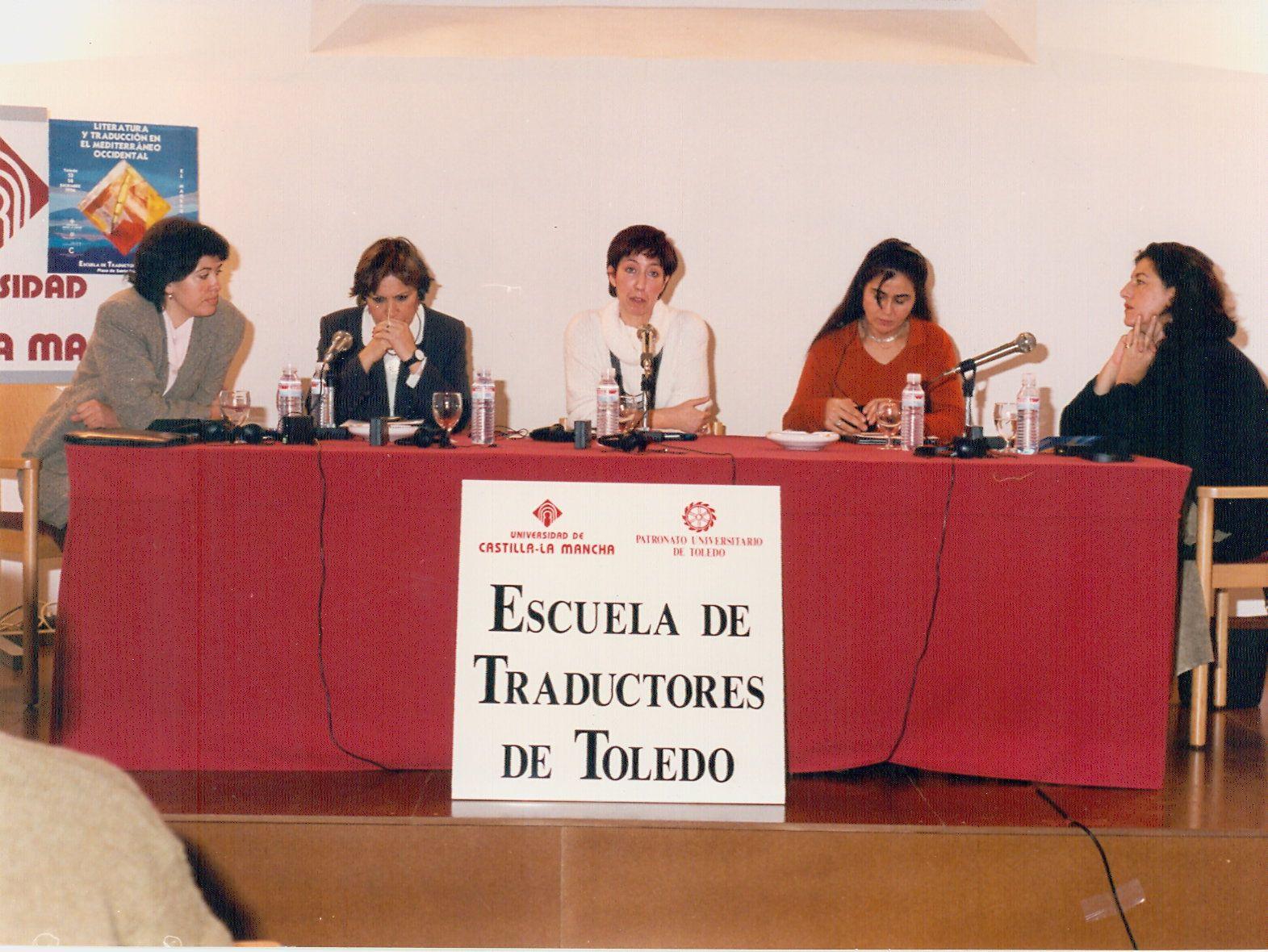 Literatura y traducción en el mediteráneo occidental  1996