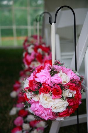 How to make silk flower pomanders wedding weddings crafty stuff how to make silk flower pomanders wedding weddings mightylinksfo