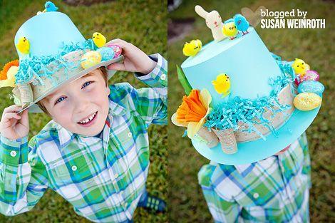 Blog Easter Hat Easter Hat Parade Easter Hats Boys Easter Hat