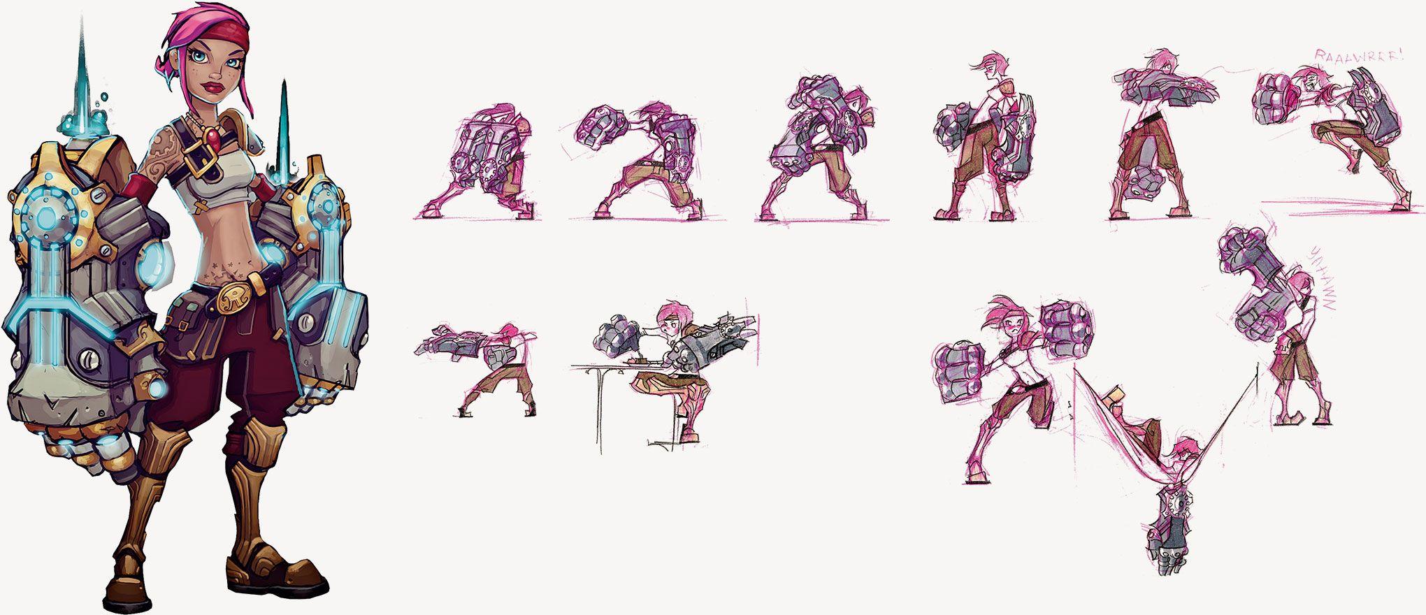 El Arte De League Of Legends Riot Pinterest Character