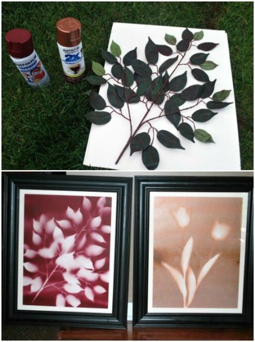 40 Crazy Creative Spray Paint Projects That Will Transform Your Life - Mary Mergener - #Crazy #creative #Life #Mary #Mergener #Paint #Projects #Spray #Transform #spraypainting