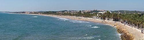 Tarragona Roda de Bará - Playa larga