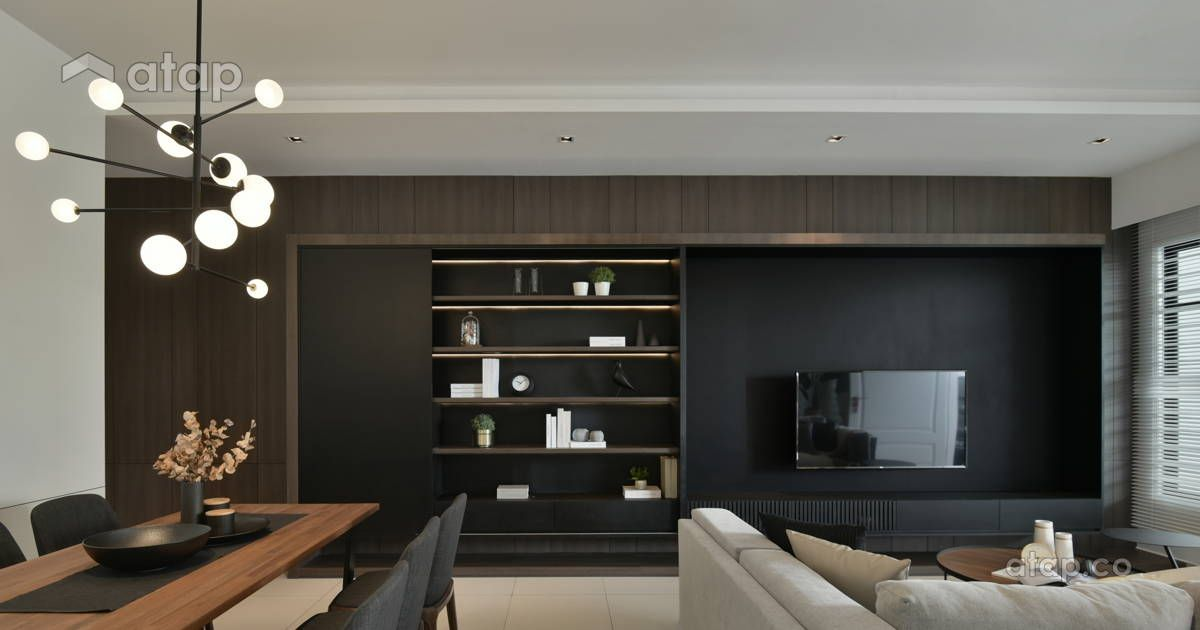 Be Inspired By The Black Still New Black Double Storey Semenyih