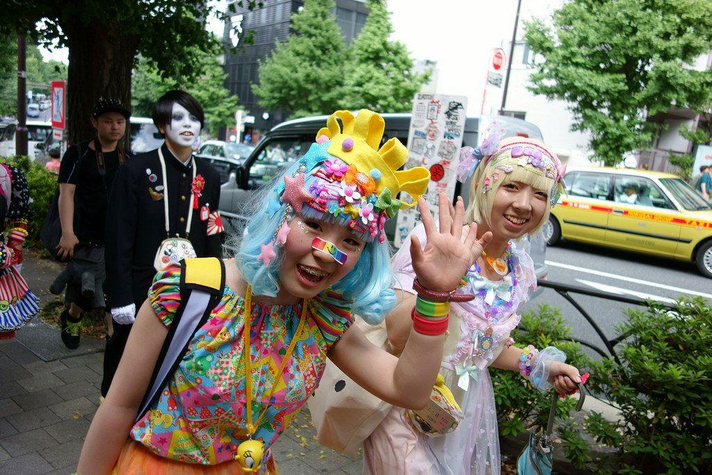 Todos os tamanhos | 26th Harajuku Fashion Walk | Flickr – Compartilhamento de fotos!