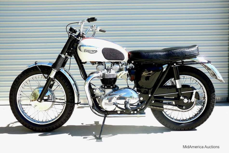 The 1966 triumph bonneville unit construction 650 twin w for Construction bonneville