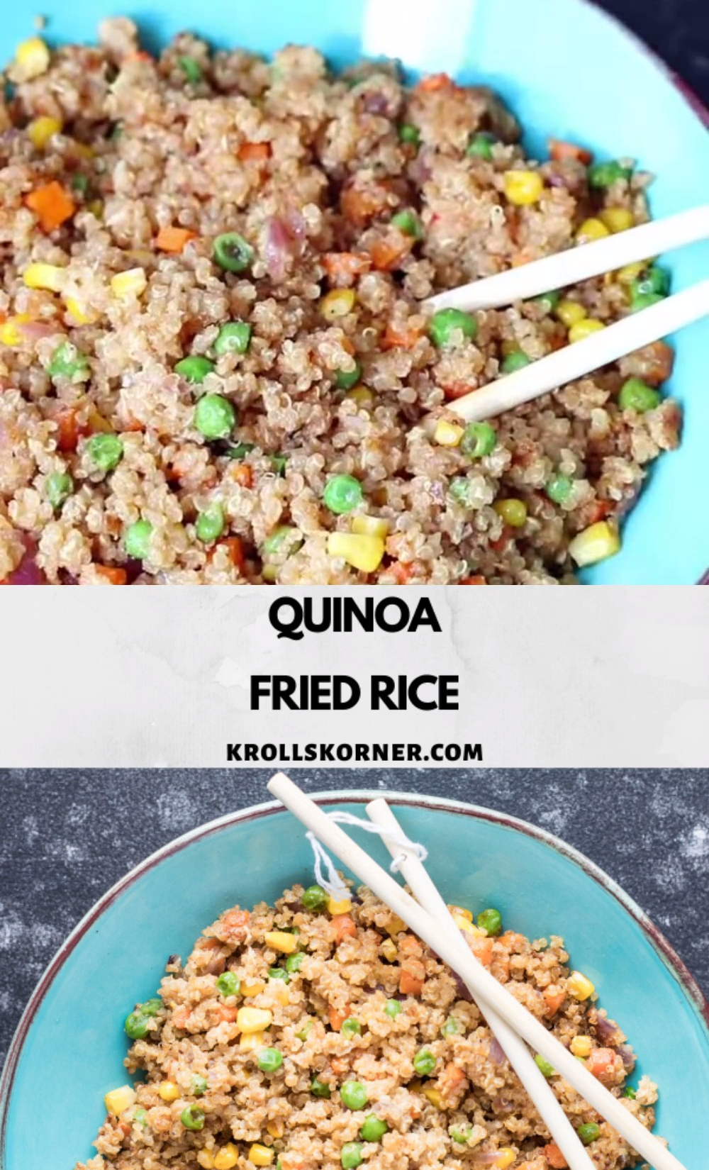 Quinoa Fried Rice (Vegetarian, Dairy Free, Gluten Free) -   18 healthy recipes Shrimp tofu ideas