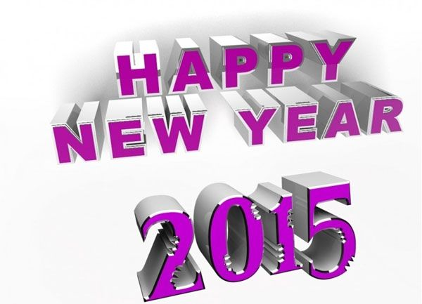New Year 3d Wallpapers New Year 3d Pictures For 2015 Happy New