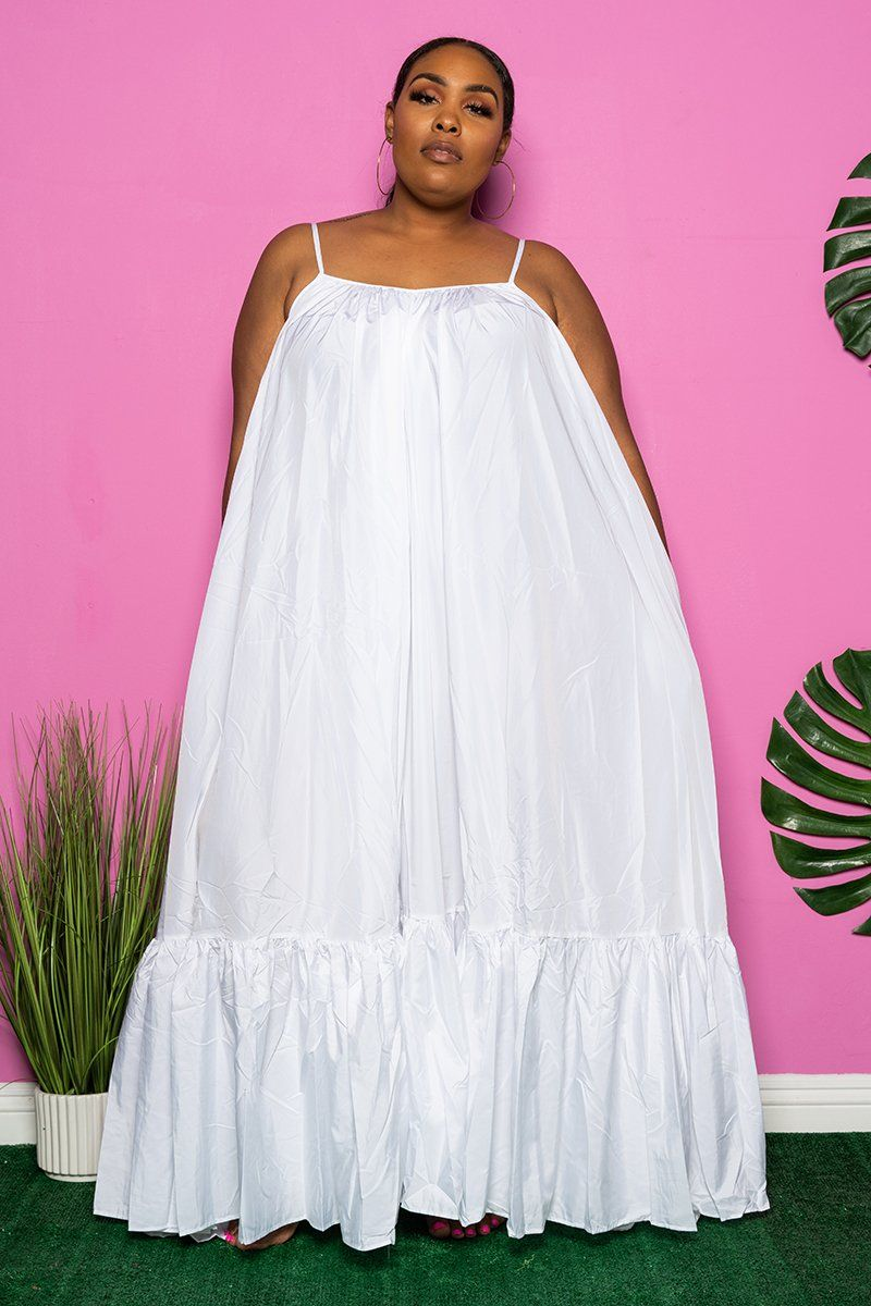 Plus Size In 2021 White Plus Size Dresses Black And White Plus Size Dresses Plus Size Dresses [ 1200 x 800 Pixel ]