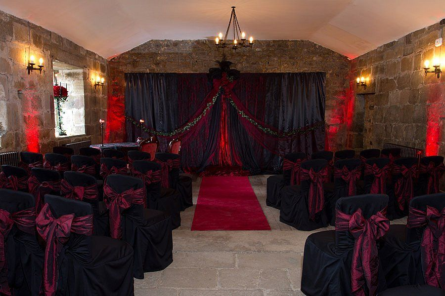 Gothic Wedding Venue By Fabric Theater Uk Endarkenment Gothic