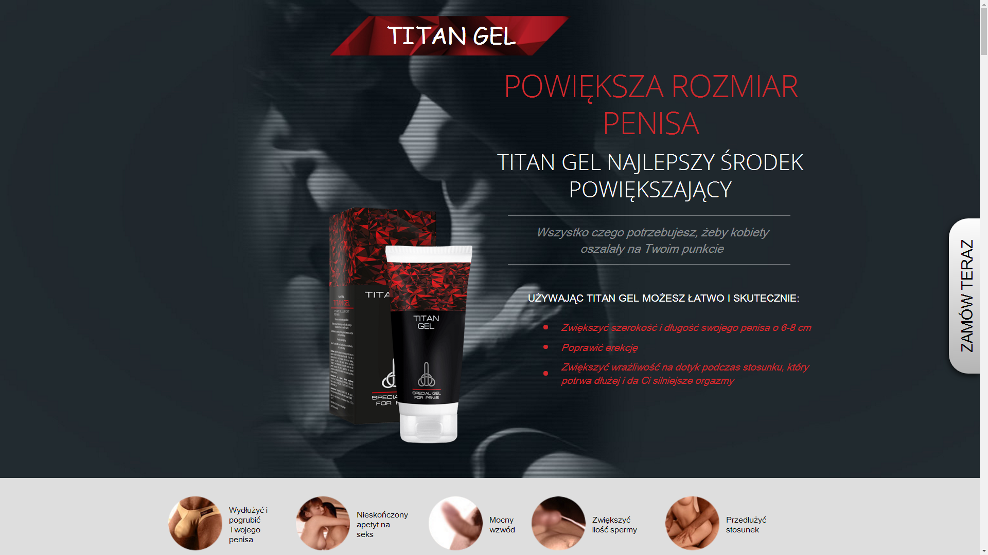 titan gel wglądu sex i pinterest