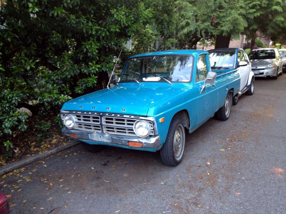 Ford Courier Pickup Classic Cars Pinterest Ford Courier