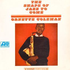 Passage: Ornette Coleman and Christopher Lee Ornette Coleman #OrnetteColeman