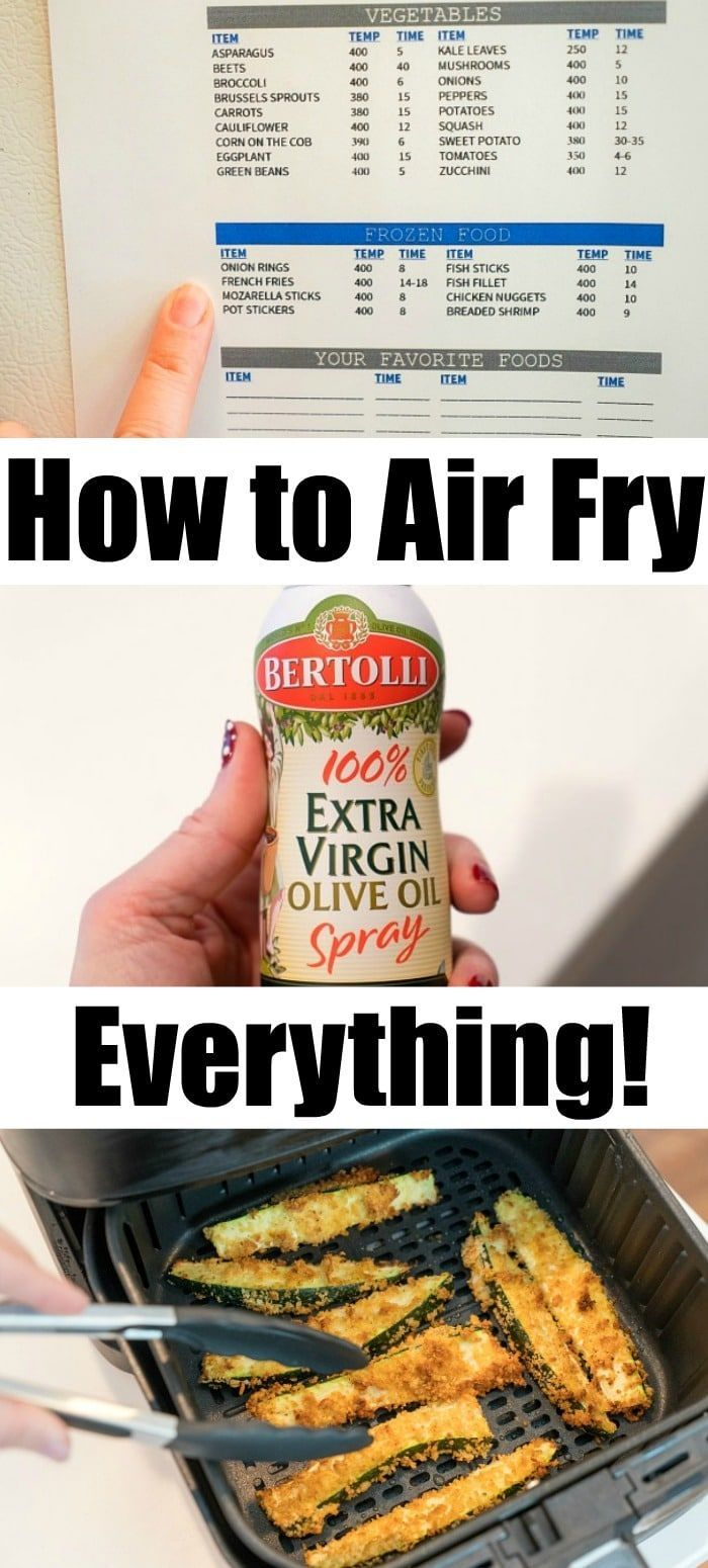 How to Air Fry Everything Air fry everything you want in