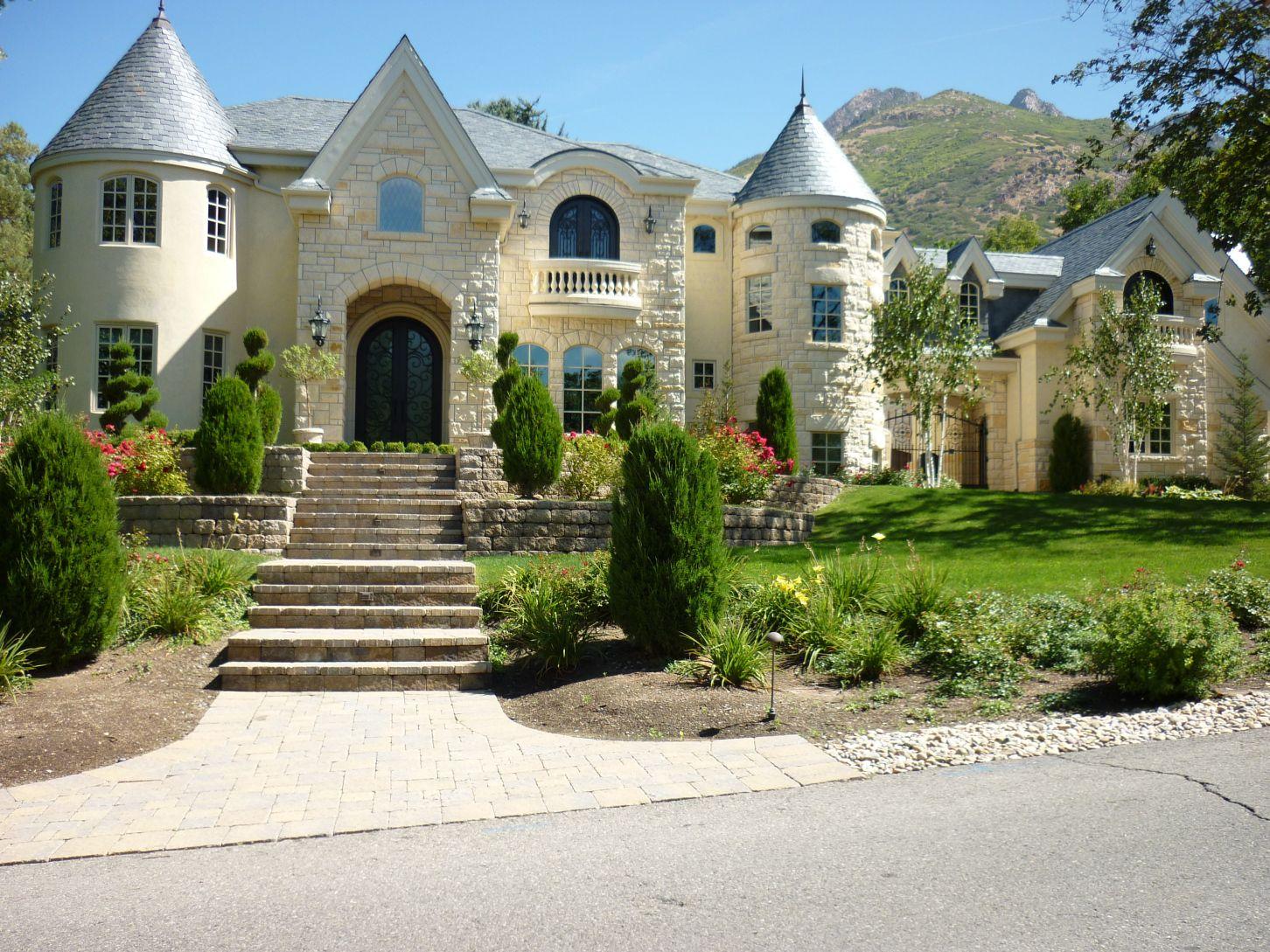 Walker Lane Cottonwood Heights Utah Dream House Exterior