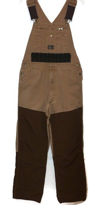 walls duck bib overalls small bird hunting briar bush on walls coveralls id=27883