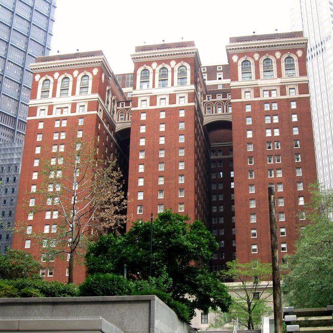 Omni William Penn Hotel Pittsburgh S Pa Wedding Reception