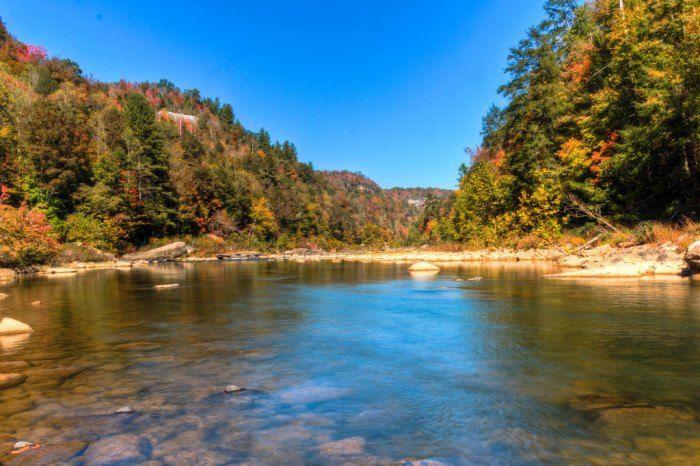 10) Honey Creek Loop - Big South Fork