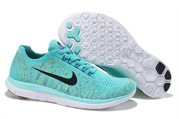 more photos 903de 14322 Nike Free 4.0 Flyknit Women s Shoes Hyper Turquoise Persian Violet Electric  Green Black
