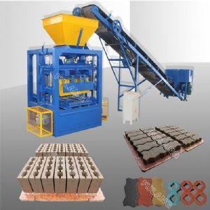 Manual Fly Ash Brick Making Machine Building Blocks Machine For Sale In 2020 Cement Blocks Concrete Bricks Making Machine