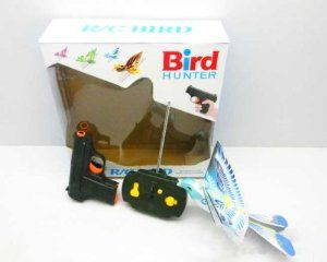mini flyer wireless infrared rc birds with gun by syg 16 26 mini