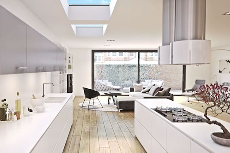 If You Re Looking To Buy A Skylight Our Ultimate Guide Will. Essential design guide to rooflights ... & Fascinating Kitchen Roof Lights Images - Best idea home design ... azcodes.com
