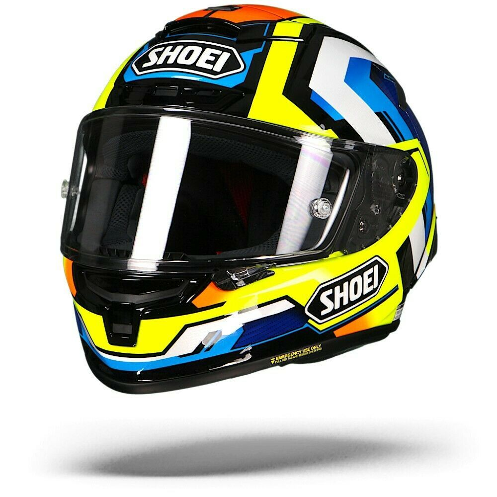 Ebay Advertisement Shoei X Spirit Iii 3 Brink Tc 10 Full Face Motorcycle Helmet Free Shipping Full Face Motorcycle Helmets Motorcycle Helmets Full Face