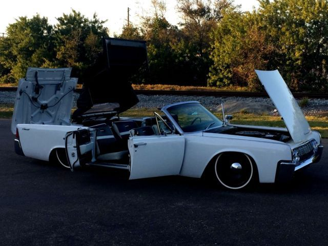 66 Lincoln Continental   Lincoln Continentals   Pinterest   Low low