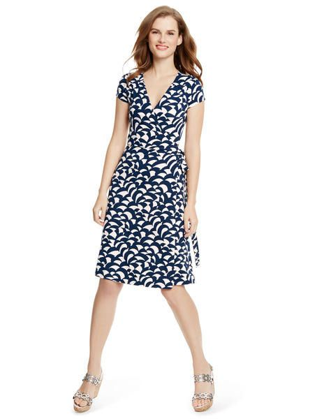 8d005d2925ab Summer Wrap Dress WH754 Day Dresses at Boden I have this dress- great for  work with a cardi and can also nurse in it- bonus!
