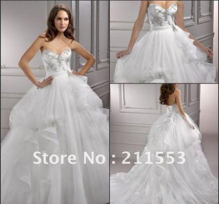 Nice Designer maternity wedding dresses 2018-2019 Check more at http ...