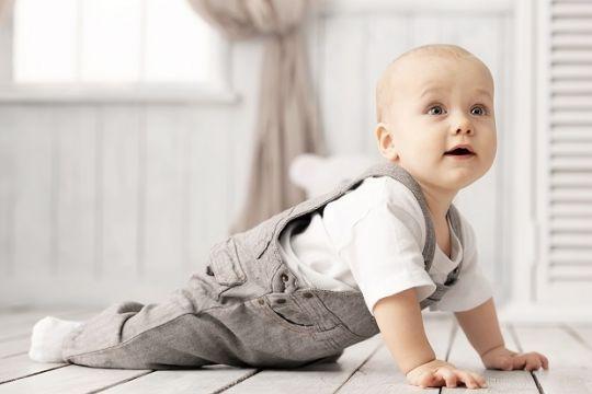 10 rzeczy, które pomagają niemowlęciu w rozwoju ruchowym | Zdrowie ...