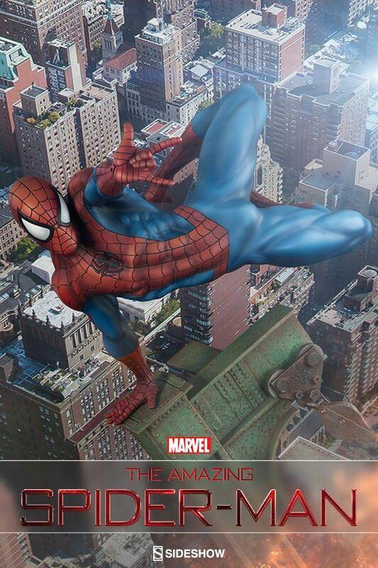 Sideshow Wishlist By Mark Salopek Spiderman Amazing Spider Marvel