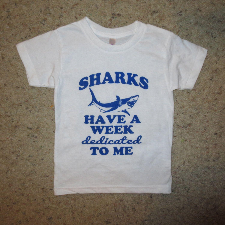 Sharko Animal Boys T-Shirt