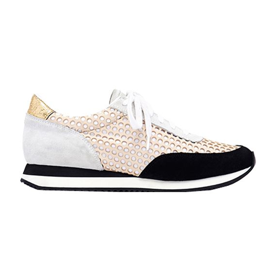 Holiday Gifts for the Accessories Obsessed! Loeffler Randall sneakers #InStyle