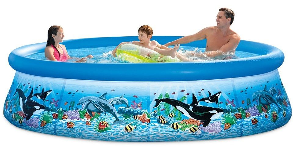 how to make a pool at home easy