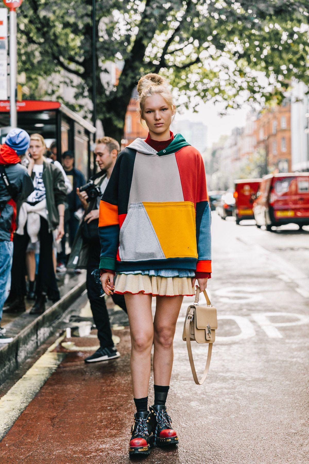 street style london fashion week dia 3 marques almeida erdem christopher kane #bohostreetstyle