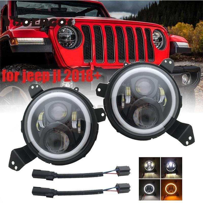 Pin On Jeep Wrangler Headlights