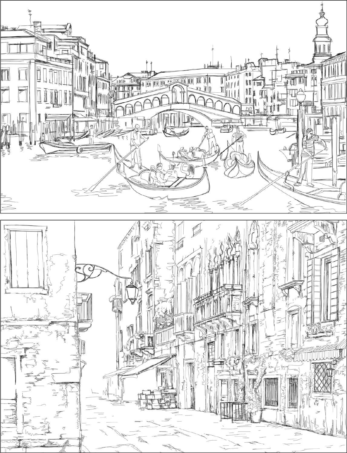 Pin On Coloring Pages To Print Cities