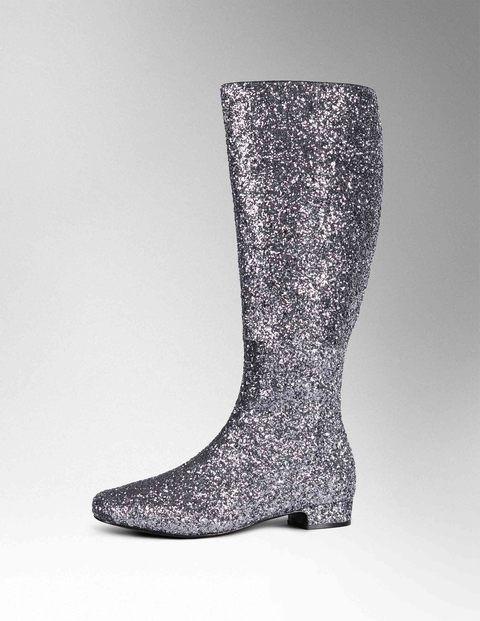 8ed2ed916316 I need silver glitter boots