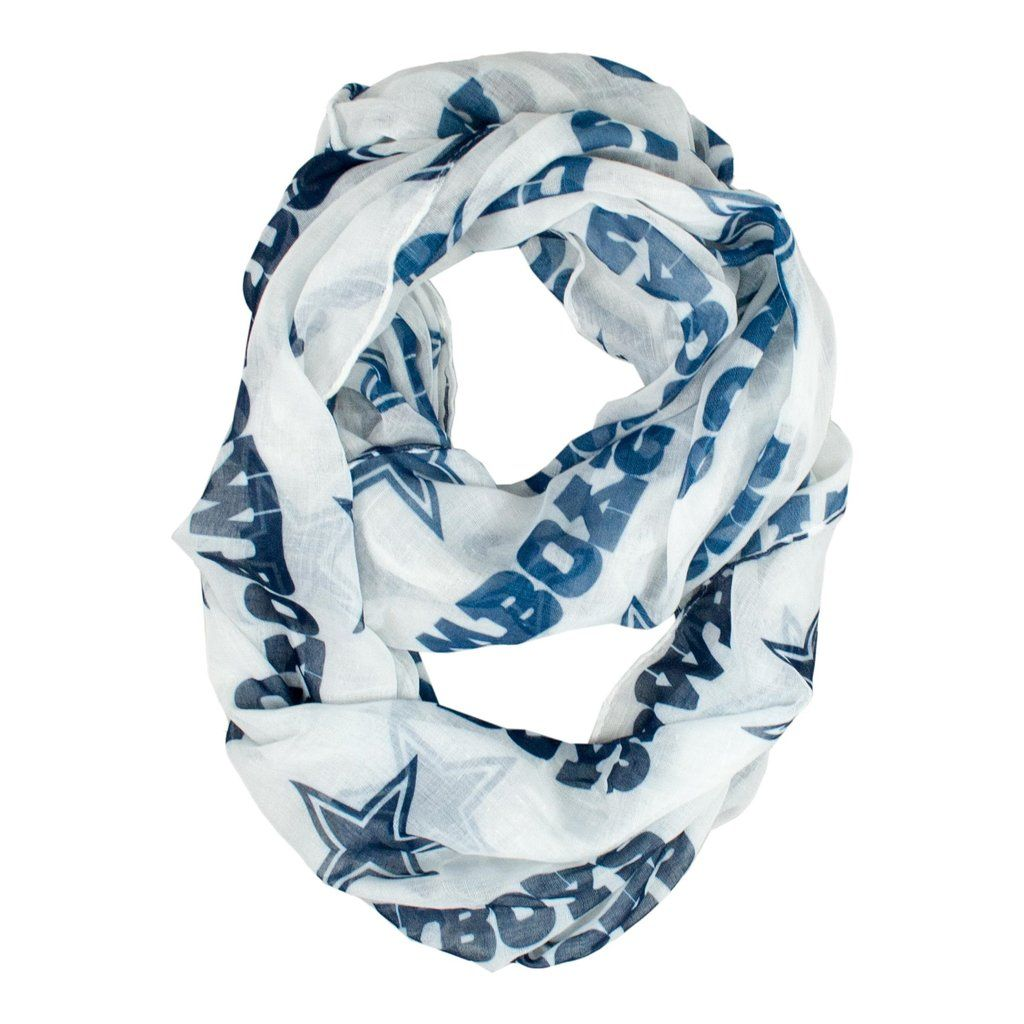 Dallas Cowboys Infinity Scarf - Alternate  c9a997714