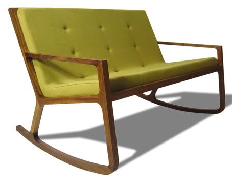Bon Double Rocking Chair By James Design UK