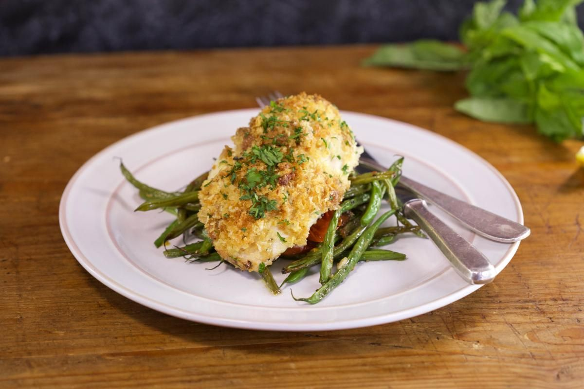 Fish Goujons with a Gremolata Crust and Homemade Tartare Sauce Recipe forecast