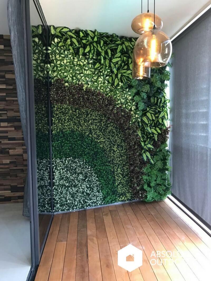 Artificial Green Wall Inspiration Artificial green wall