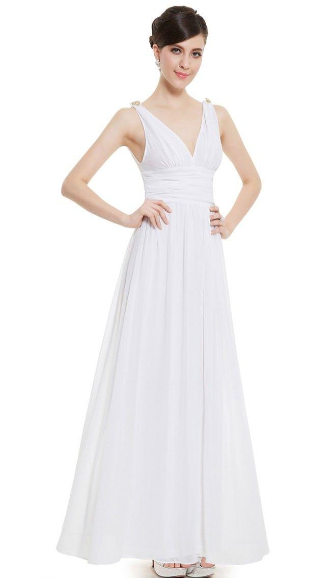 a line kjole