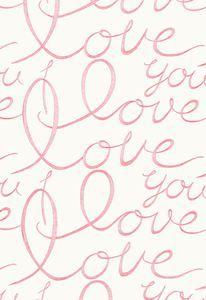 Love Pink Lemonade 66202 by Schumacher Fabric