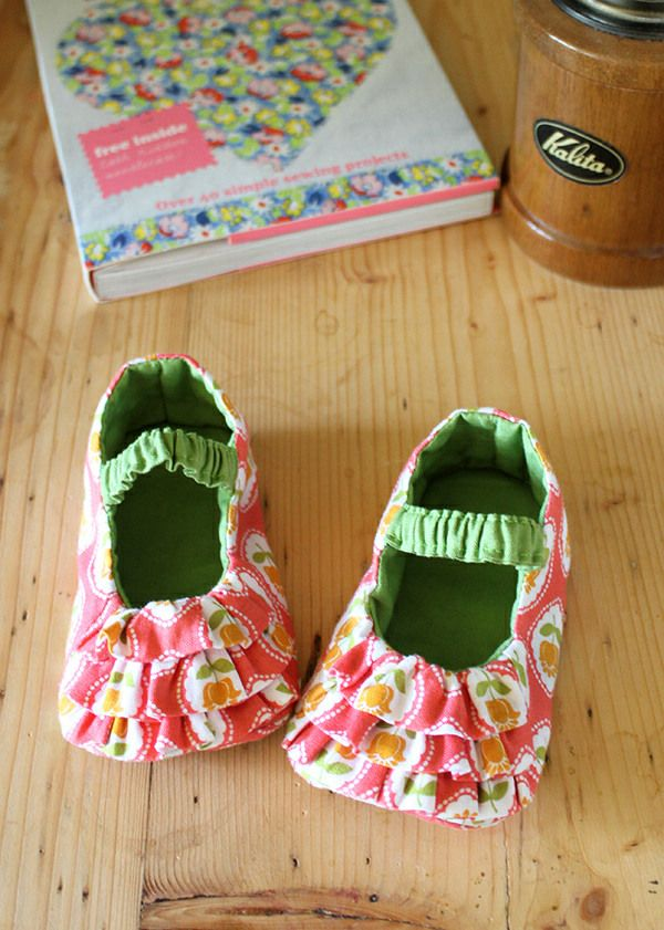59c609fea6dfc 306 Rosy Mary Janes PDF Pattern | cloth shoes | Baby dress patterns ...