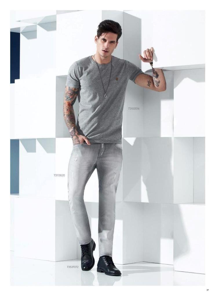 3 Cores de Camisetas Básicas Masculinas Essenciais Moda